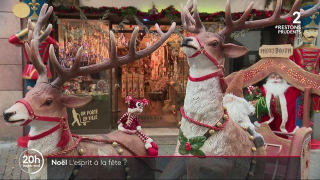 Reconfinement : les Français restent dans le flou pour les fêtes de fin d'année