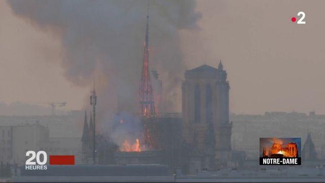 Incendie de Notre-Dame : 850 ans d'histoire à l'épreuve du feu