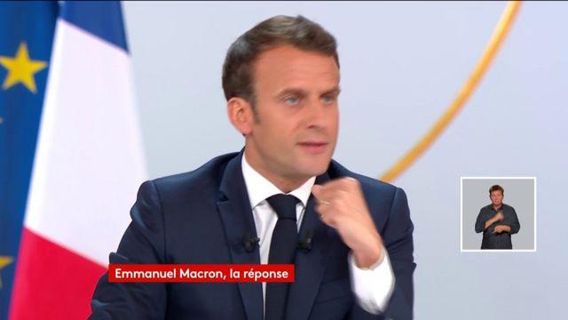 Emmanuel Macron annonce une réforme du référendum d'initiative partagée