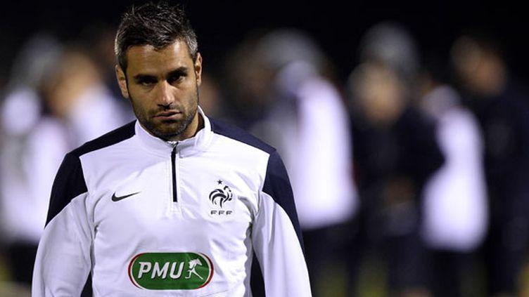 Le défenseur central tricolore Loïc Perrin