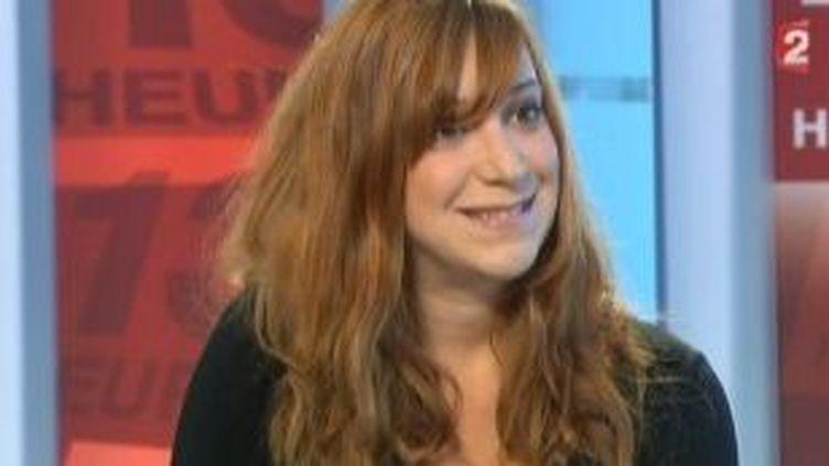 "Pénélope Bagieu, créatrice de ""Joséphine"" : histoire d'un succès BD inattendu  (Culturebox)"