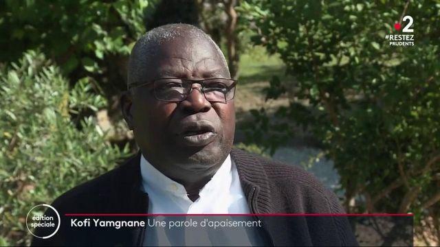 Racisme et police : Kofi Yamgnane, une parole d'apaisement