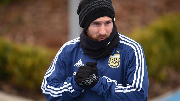 Lionel Messi (OLI SCARFF / AFP)