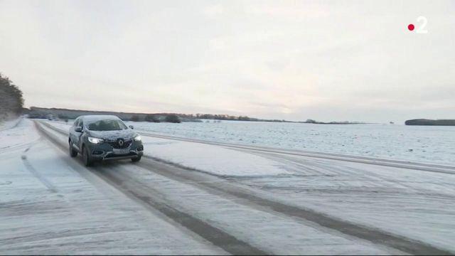 Météo : une vague de froid intense saisit la moitié nord de la France