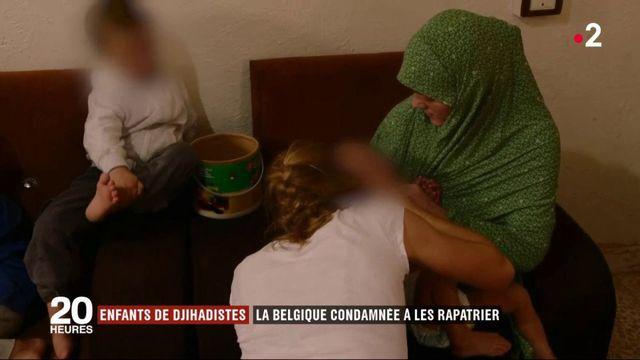 La Belgique condamnée à rapatrier les enfants de jihadistes