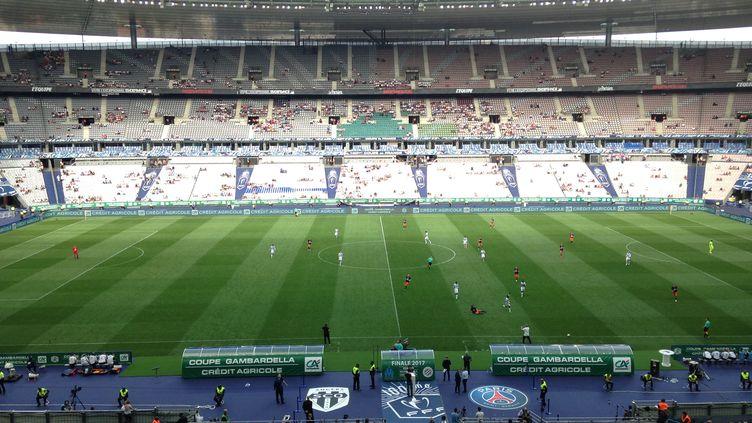 La finale de la Coupe Gambardella entre l'OM et Montpellier