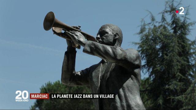 Marsiac : le monde du jazz dans un vilage