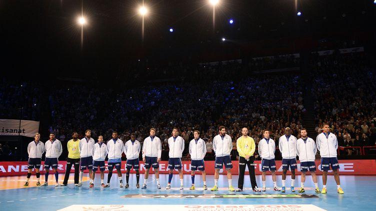 Les Experts démarreront le tournoi à Bercy avant de s'envoler pour Nantes (LIONEL BONAVENTURE / AFP)