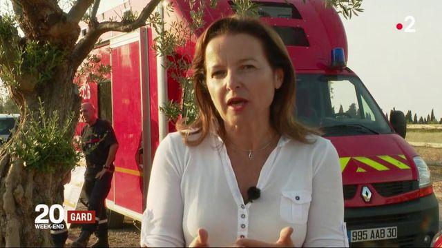 Incendies dans le Gard: un pyromane a été interpellé