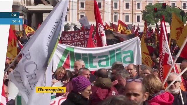 Eurozapping : fin des tests remboursés en Allemagne, grève générale en Italie…