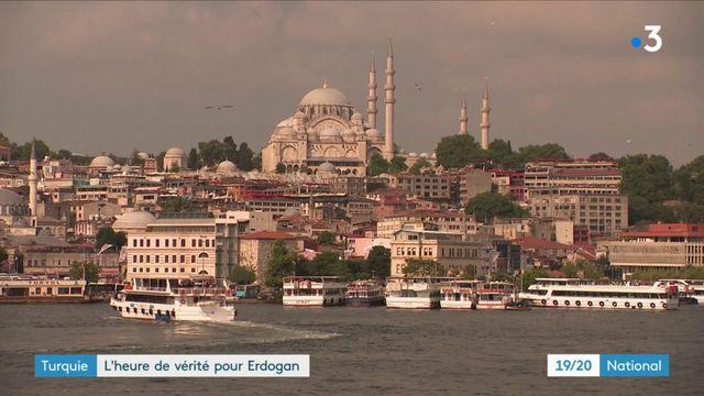 Double scrutin : les Turcs appelés aux urnes