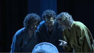 Coline Serreau a adapté le film sorti en 1985 afin d'en faire une pièce de théâtre, avec un succès au rendez-vous. (FRANCE 2)