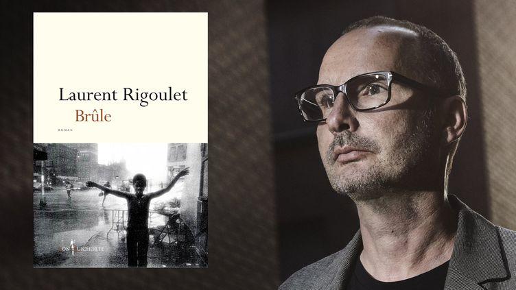 """""""Brûle"""" de Laurent Rigoulet, le roman des prémices oubliées du hip-hop.  (Olivier Metzger - Editions Don Quichotte)"""