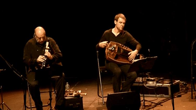 La musique traditionnelle auvergnate revisitée  (France 3)