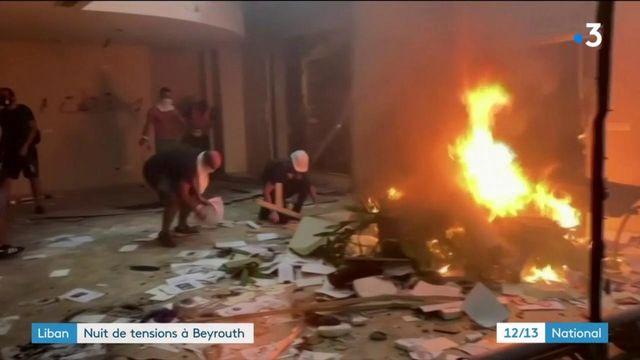 Liban : nuit de tension à Beyrouth