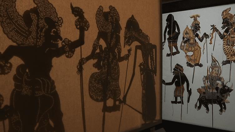 Le théâtre d'ombres, un art ancestral à découvrir à l'Espace Marionnette de Saint-Affrique.  (France 3 / Culturebox)