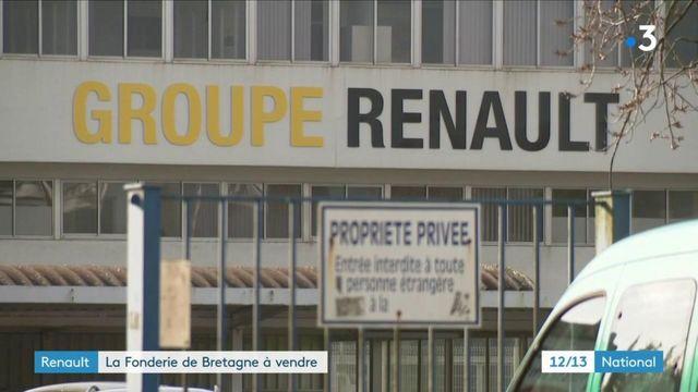 Automobile : Renault se sépare d'une usine de 350 salariés en Bretagne