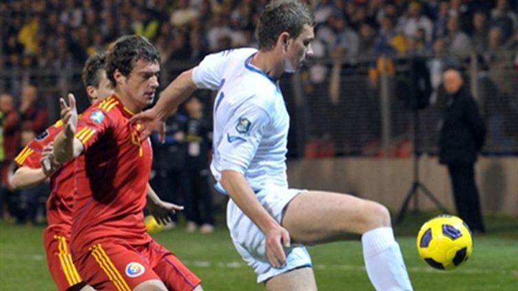 Edin Dzeko (Manchester City) (ELVIS BARUKCIC / AFP)