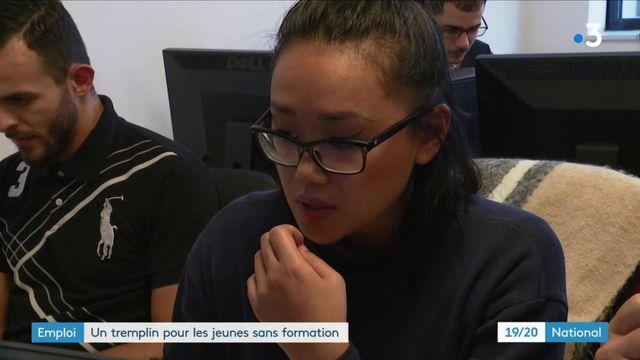 Emploi : un tremplin pour les jeunes sans formation