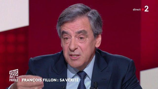 François Fillon réagit à la séquence d'Envoyé Spécial
