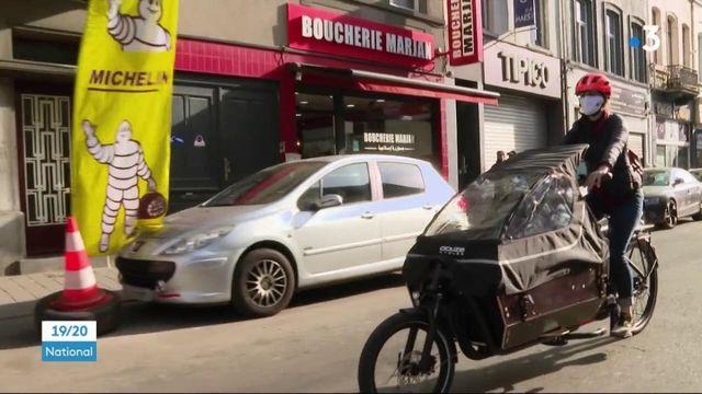 Transport : Bruxelles adopte le vélo-cargo