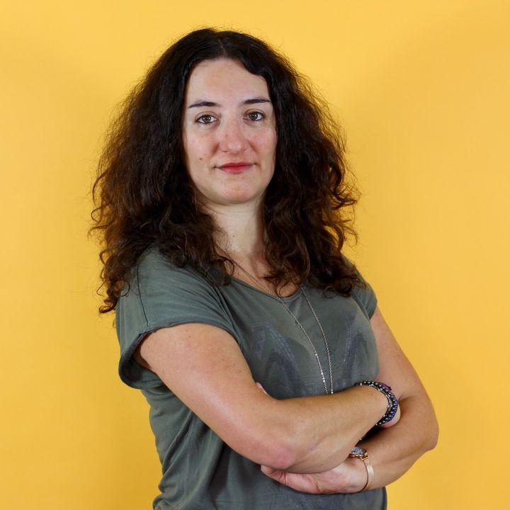 """Catherine Bertrand, auteure de """"Chroniques d'une survivante"""" (La Martinière)"""
