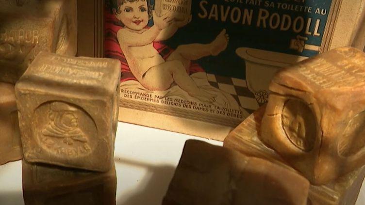 L'histoire du savon aumusée de Saint-Antoine-l'Abbaye (Capture d'écran)
