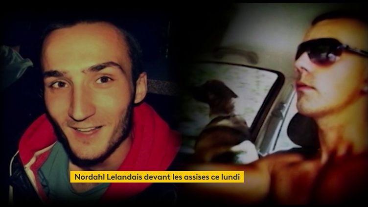 Nordahl Lelandais jugé pour le meurtre d'Arthur Noyer (FRANCEINFO)