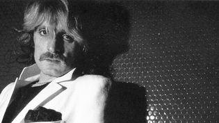 Le chanteur Christophe dans les années 70.  (BMG)