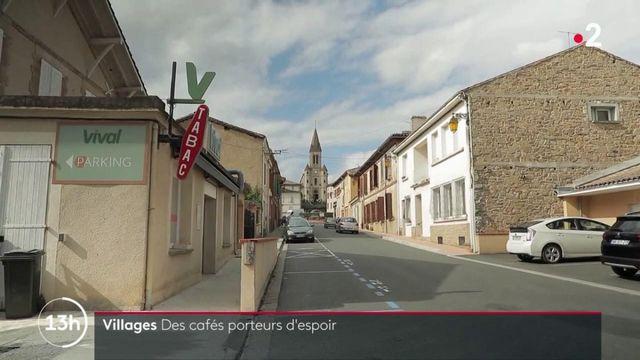 Initiative : des cafés pour redynamiser les villages