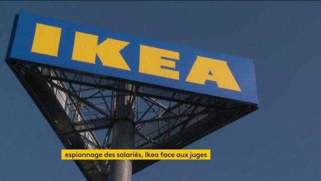 Ikea : le géant de l'ameublement accusé d'avoir mis sur pied un système d'espionnage
