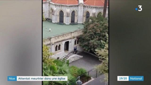 Nice : trois morts dans un attentat terroriste