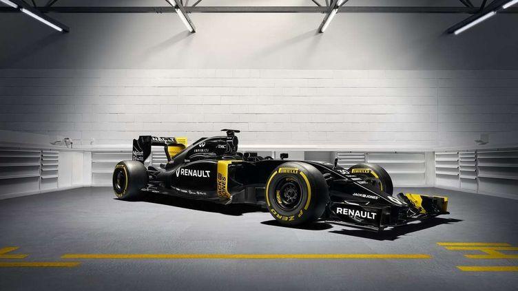 La nouvelle F1 Renault