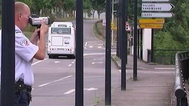 Sécurité routière : les  forces de l'ordre mobilisées ce week-end