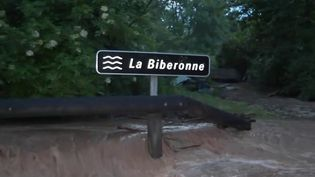 Seine-et-Marne : une dizaine de communes inondées après de violents orages (FRANCEINFO)