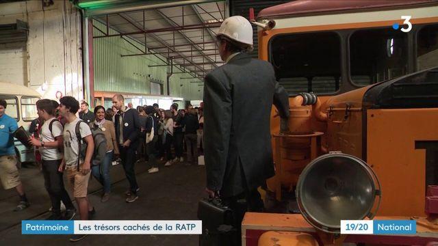 Journées du patrimoine : les trésors cachés de la RATP