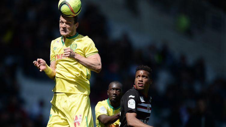 Guillaume Gillet (FC Nantes) (JEAN-SEBASTIEN EVRARD / AFP)