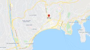 Le feu a pris au dernier étage d'un immeuble du quartier Libération (GOOGLE MAPS)
