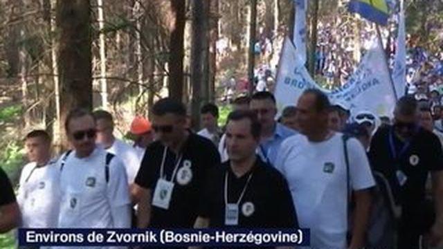 20 ans après, Srebrenica se souvient