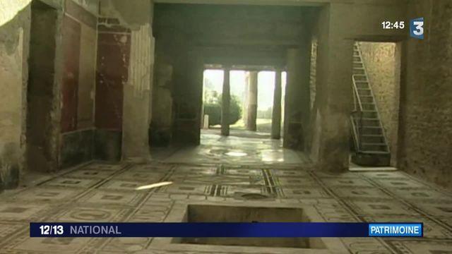 Pompéi, un trésor restauré