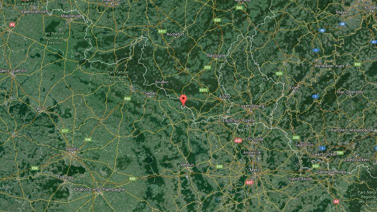 L'équipe réserve de Villers-devant-Orval (Belgique) est désormais sponsorisée par le site de porno amateur Jacquie et Michel. (GOOGLE MAPS)