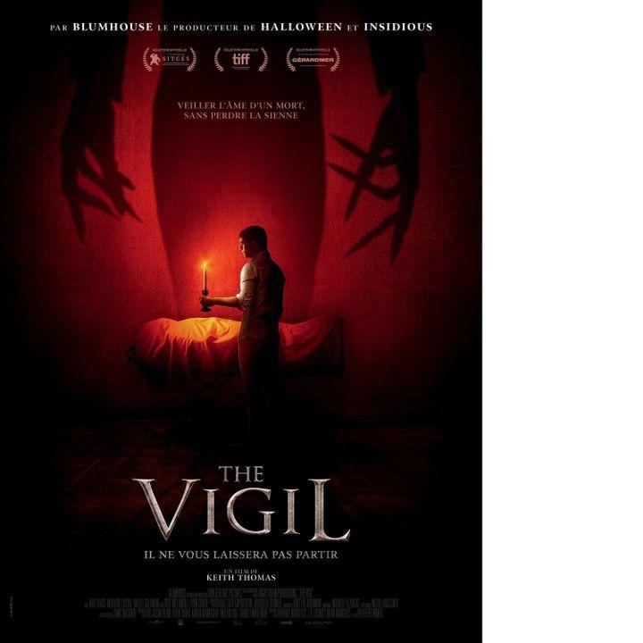 """L'affiche de """"The Vigil"""" deKeith Thomas (II). (WILD BUNCH DISTRIBUTION)"""
