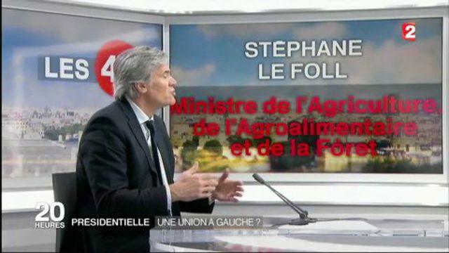 """Jadot se rallie à Hamon : """"Je retire ma candidature à l'élection présidentielle"""""""