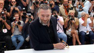 Vincent Cassel au festival de Cannes (Alpes-Maritimes), le 19 mai 2016. (JOEL RYAN/AP/SIPA / AP / SIPA)