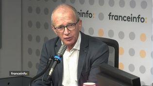 DominiqueMarmier, président de l'association Familles Rurales, le jeudi 21 octobre 2021 sur franceinfo. (RADIO FRANCE / FRANCEINFO)