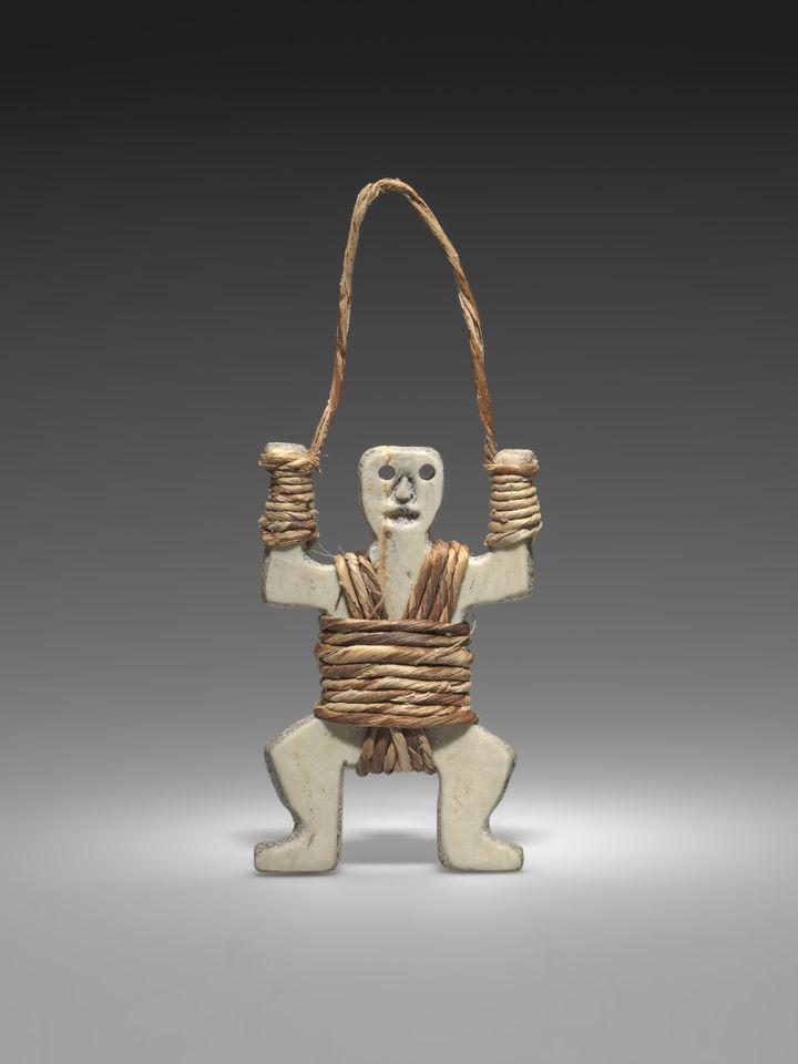 Figurine Timor oriental Collection du Musée International de la Croix-Rouge et du Croissant-Rouge, Genève, Suisse (MAURO MAGLIANI & BARBARA PIOVAN)