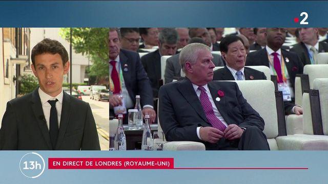 Royaume-Uni : le prince Andrew visé par une plainte pour agression sexuelle