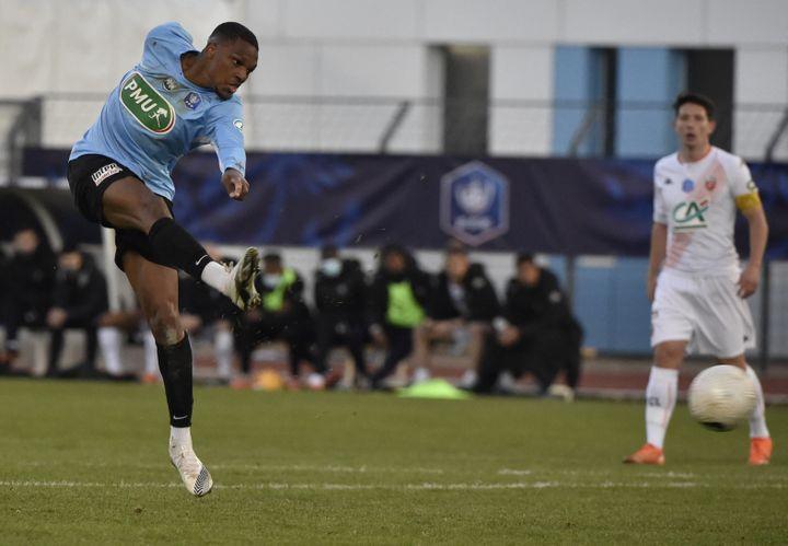 Lenny Joseph s'est engagé avec le FC Metz jusqu'en 2024. (THIERRY ZOCCOLAN / AFP)