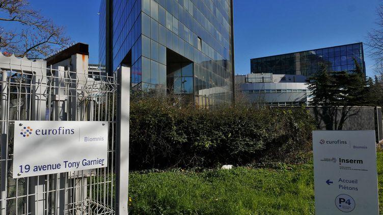 À Lyon, le site P4 de l'Insermisole, traite et stocke les virus les plus mortels. D'une capacité inégalée en Europe, il est l'un des plus en pointe dans le monde. (PHILIPPE MODOL / FRANCE-BLEU NATIONAL)