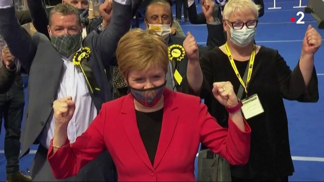 Écosse : le Parlement désormais majoritairement en faveur de l'indépendance